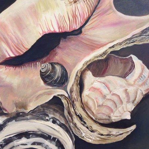 Simone Wolff, Malerei, zur Bildergalerie White Hannover
